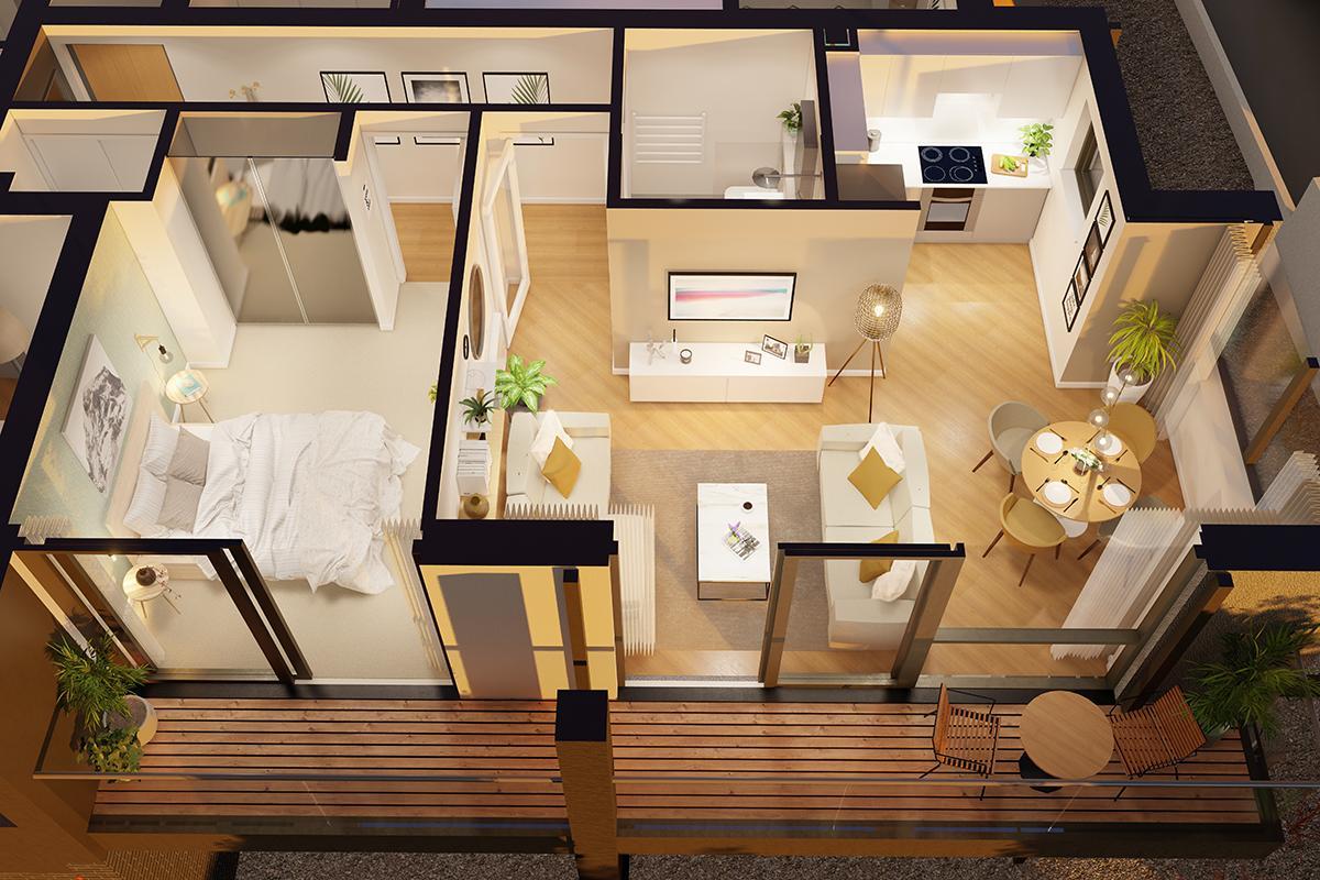 Canaway Court, Poole Floor Plan