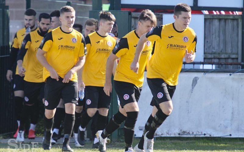 Black Gold Developments Sponsor Poole Town FC